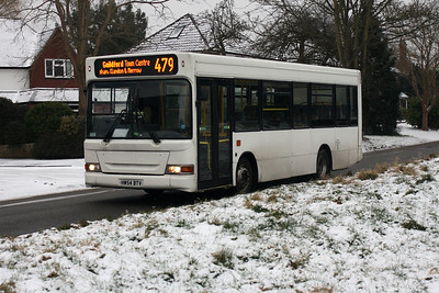3. March Bus Observations.