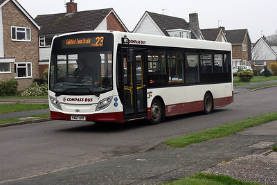 4. April Bus Observations.