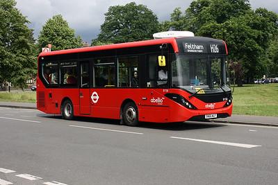 6. June Bus Observations.