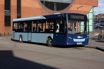 Metrobus 6770-YX63 ZXE at Redhill Bus Station.