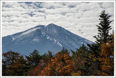 Mt. Fuji Subaru Line Fifth Station