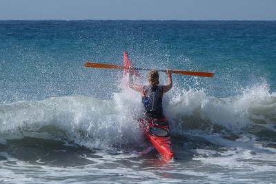 Oct 8 - Surfing at Provatas