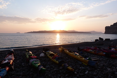 Apr 14-22 - Milos to Santorini Expedition