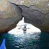 Tunnel near Kleftico