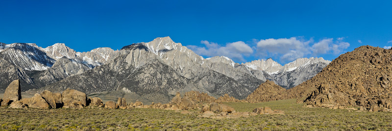 Mt Whitney group