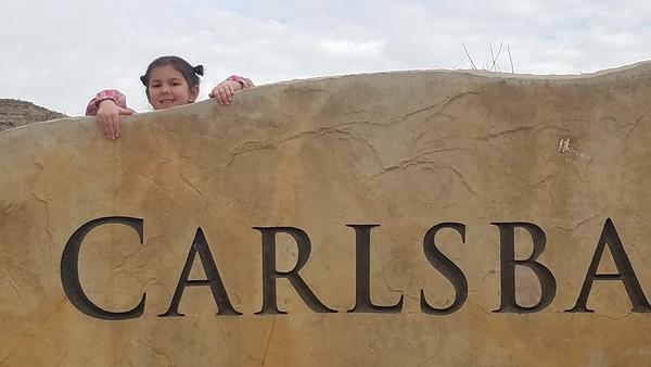 2018 March Carslbad Caverns