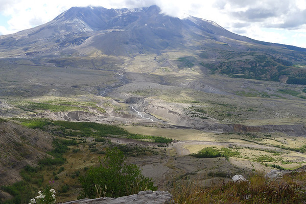 Mt. Saint Helens Sept 2, 2013