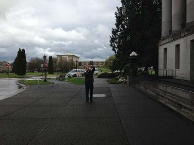 Washington State Capital March 22, 2014
