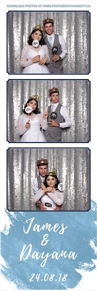 Dayana & James's Wedding Reception