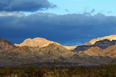 Dark Clouds over Black Mesa