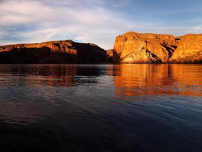 Lakeside Cliffs