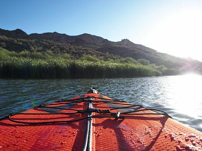 Canyon Lake Kayak
