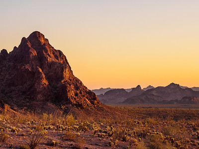 Kofa & Castle Dome Mountains