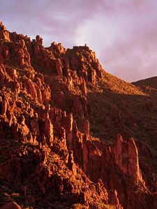 Cascade of Rock