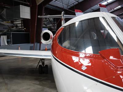 Early Lear Jet