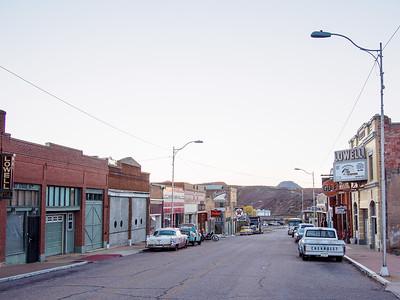 Main street in Lowell