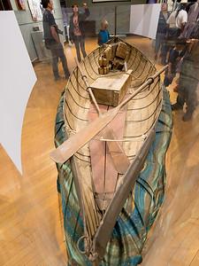 Kolb's boat