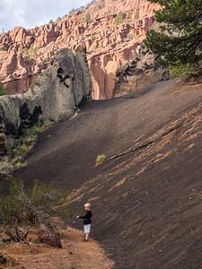 Cinder Canyon