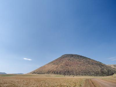 S.P. (S*** Pot) Crater
