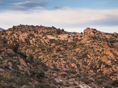 Boulder Filled Valley