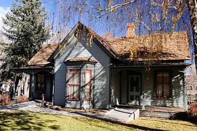 Fremont's house