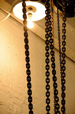 Chains and Pulleys
