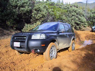 Lake Pillsbury Mud Run