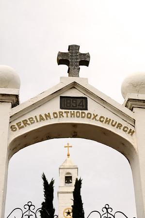 Serbian Orthodox Church in Jackson