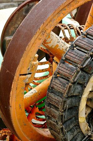 Wheels and Windings