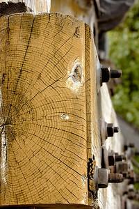 Headframe Timber