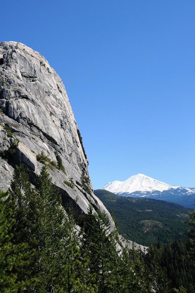 Castle Dome & Mt. Shasta