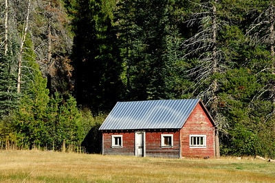 Cabin in Warner Valley