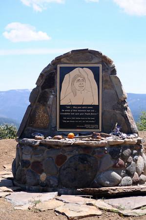 Ishi Monument
