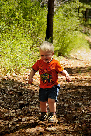 Brandon hiking