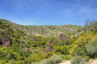 Climbing the plateau