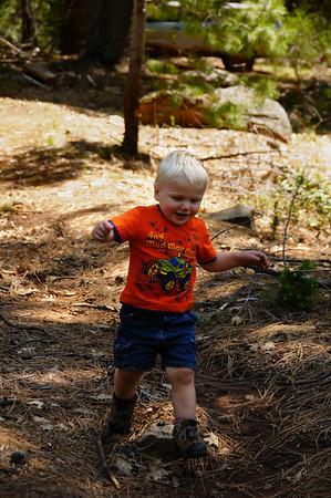 Brandon hiking
