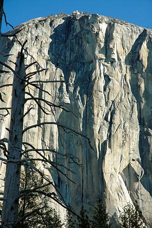 El Capitan, taken from near the southside drive