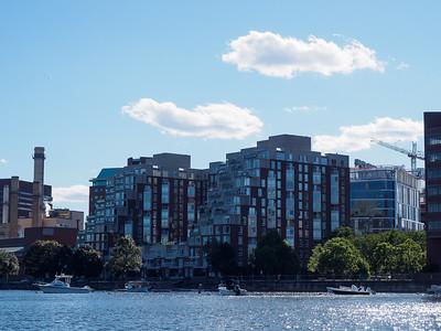 Shoreline buildings