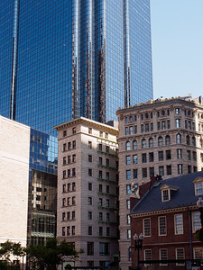 Old & New Buildings
