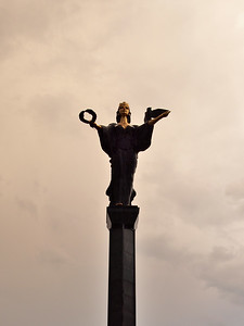 Statue of Saint Sofia