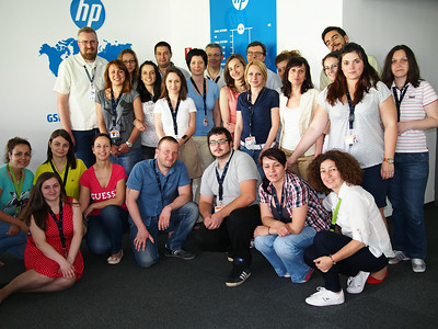 HP Team