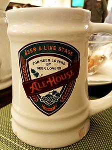 Mug at the Ale House