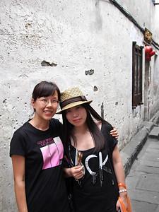Lina and Megan