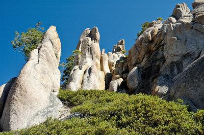 Granite Hoodoos