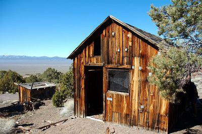 Paradise & Shoshone Ghost Towns