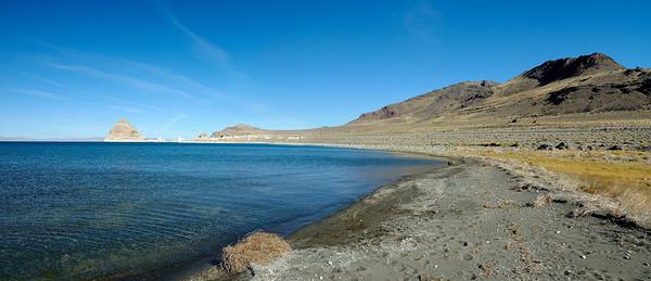 Shoreline Panorama