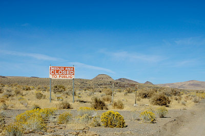 Road Closed - Thanks Vandals
