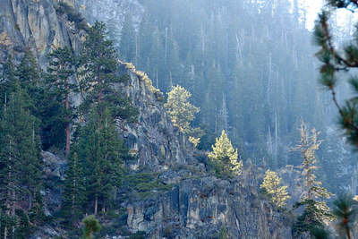 Sunlit Canyon