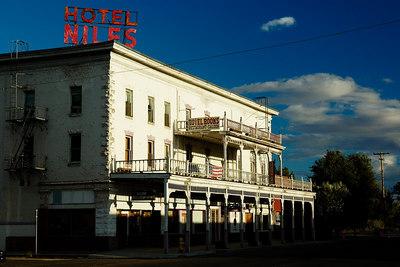 Hotel Niles in Alturas