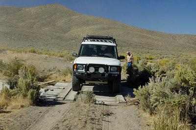 TNT Day 2: Lye Creek to Wild Horse
